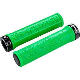 Race Face Half Nelson Grips green